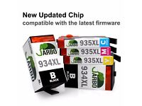 Ink Cartridges Replacement for HP 934 XL 935 XL Ink Cartridges