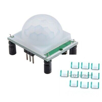 1510 Hc-sr501 Infrared Pir Motion Sensor Module F Arduino Raspberry Pi Hcsr501
