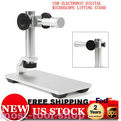 Usb Endoscope Magnifier Digital Microscope Camera Stand Holder High Quality New