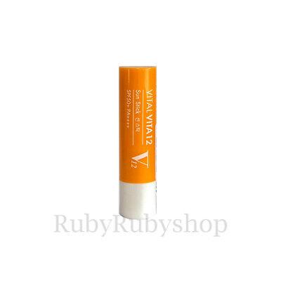 [MISSHA] Vital Vita 12 Sun Stick SPF50+ PA++++ Miniature [RUBYRUBYSTORE]