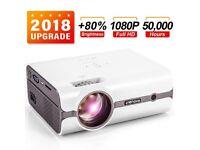 Crenova 2018 HD Projector