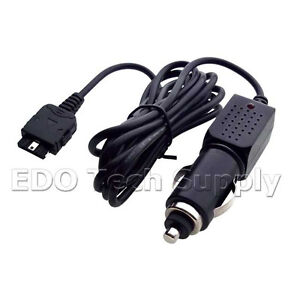 Garmin Nuvi 765T car charger vehicle mount DC power adapter for original mount