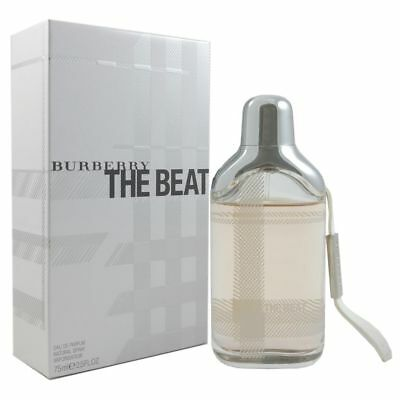 Burberry Damen Parfum (Burberry The Beat for Women - Woman 75 ml Eau de Parfum EDP)