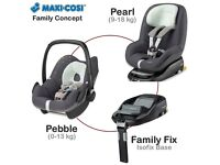 Maxi Cosi Family Fix Base - Delivery Available
