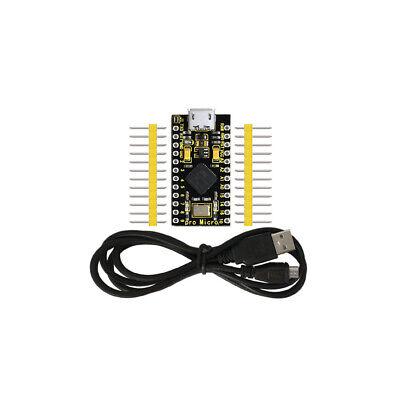Keyestudio Atmega32u4-mu Pro Micro Microcontroller Board For Arduino Pro Mini
