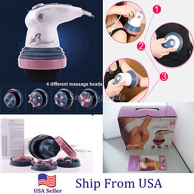Personal Infrared Electric Full Body Slimming Massager Anti Cellulite Machine