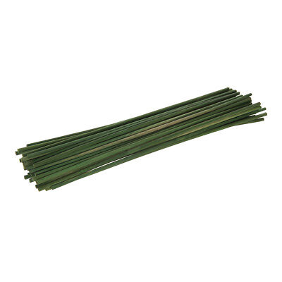Bamboo Sticks 300mm 50pk Support Growing Plants Planting Flowers Vegetables DIY