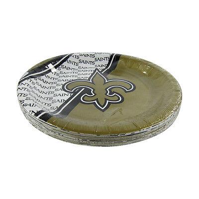 New NFL New Orleans Saints 20 Disposable 9.75