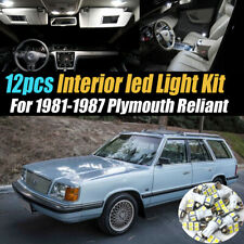 1988 Plymouth Reliant Canada K | The price leader with ... |Plymouth Reliant White