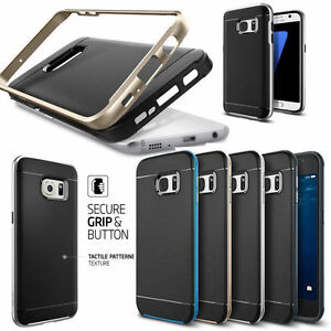 New-Neo-Hybrid-Shockproof-360-Hard-Bumper-Case-Cover-For-Samsung-Galaxy-S7-Edge