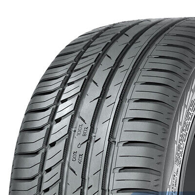 2 New 245/45R17 Inch Nokian Zline A/S Tires 45 17 R17 2454517 45R 500AAA ()