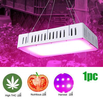 1500W Full Spectrum LED Grow Light Bloom Greenhouse Lamp Medical Plants Flower