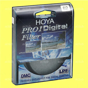 Genuine-Hoya-62mm-Pro1-Digital-UV-Filter-Pro-1-D-1D-Pro1D-DMC-Multi-Coated-62-mm