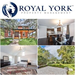 3 BED + 1 / 2 BATH - UPGRADED HOUSE FOR RENT @ NEWMARKET
