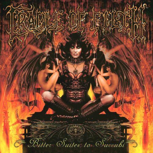 Cradle Of Filth Bitter Suites To Succubi EP 12x12 Album Cover Replica Poster