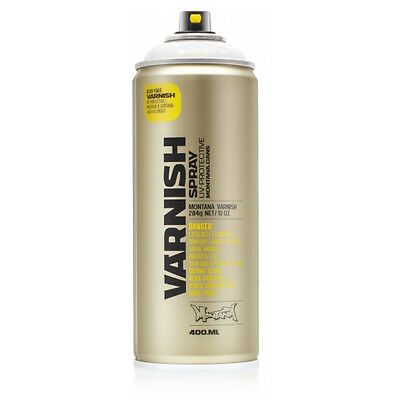 Montana Gold Tech Spray Varnish Semi-Gloss