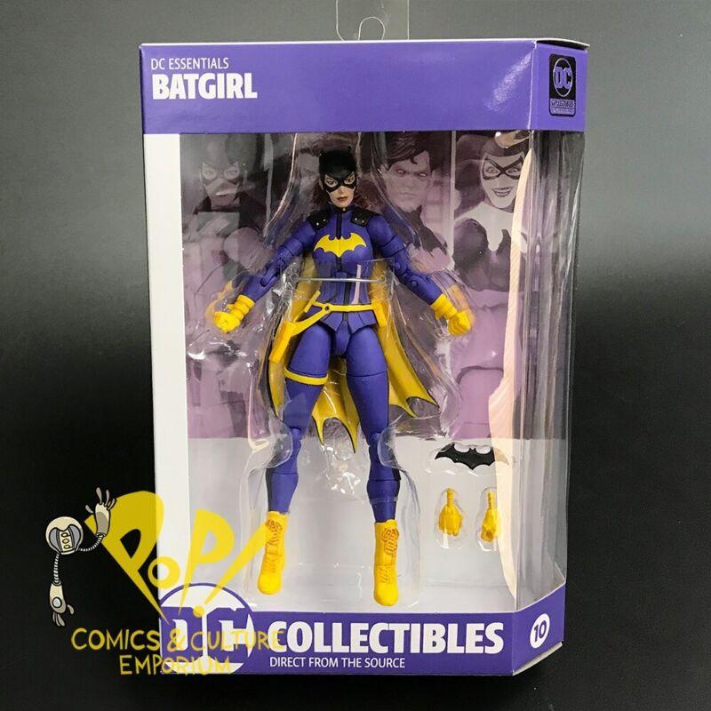 NEW//BOXED DC ESSENTIALS BATGIRL ACTION FIGURE