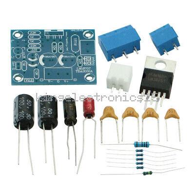 20w Hifi Mono Channel Lm1875t Stereo Audio Amplifier Board Module Diy Kit