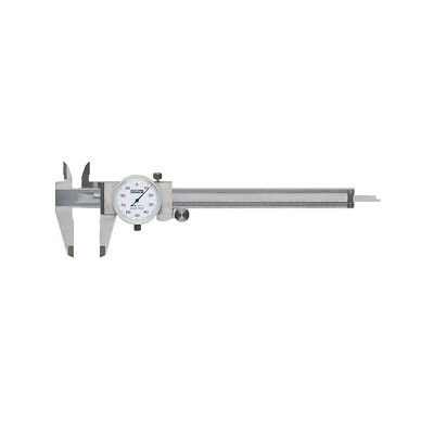 Fowler 52-008-007-0 Dial Caliper 0-6150mm Range .0010.02mm Resolution