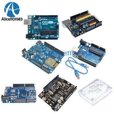 Arduino Uno R3 Wifi Esp8266 Esp-12e Atmega328 Ch340g Wemos D1 Development Board