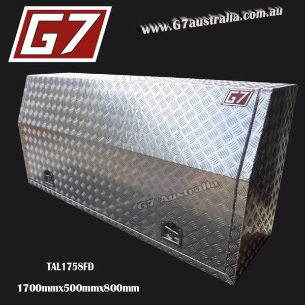 aluminium checker plate tool boxes brisbane 1