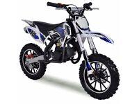 Mini Dirt Bike 50cc FunBikes MXR Kids Scrambler Moto Motor Petrol Pit Motocross motorbike