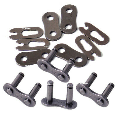4Pcs 420 Chain Master Link For 50cc 70cc 90cc 125cc Pit bike Motorbike Bicycle