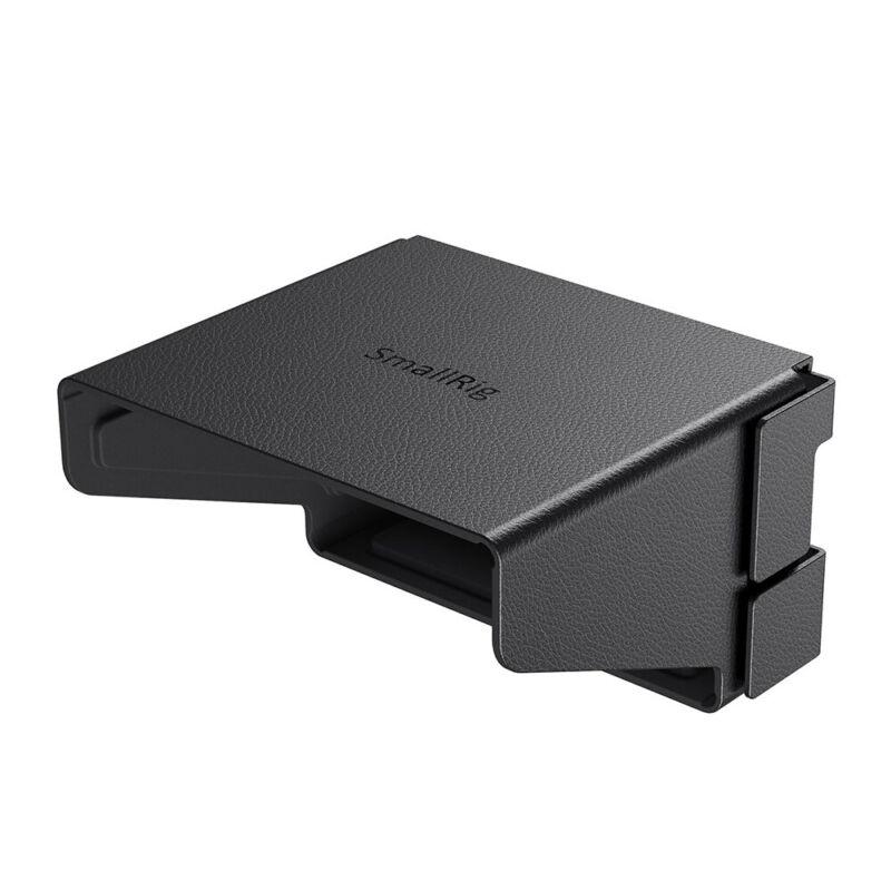 SmallRig LCD Screen Sun Hood for Sony A6600 A6500 A6400 A6300 A6100 A6000 Camera