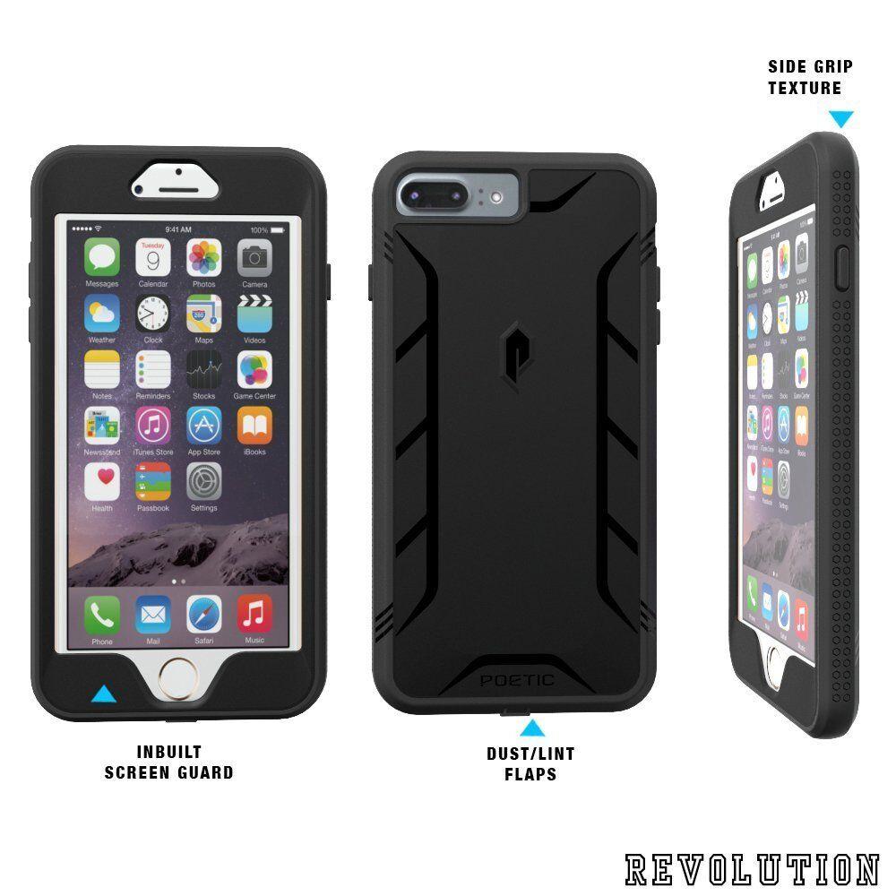 Купить Poetic Revolution Series - POETIC Revolution Case For Apple iPhone 7 Plus/ Samsung Galaxy S7 / LG V20 / G5