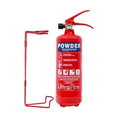 2kg Powder Fire Extinguisher - UltraFire / Jewel Fire Group