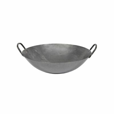 Town Food Service 34714 14 Hand Hammered Cantonese Wok
