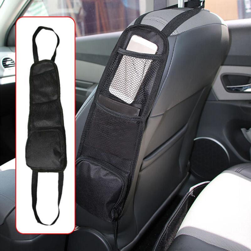 1x Car Back Seat Organiser Multi Pocket Storage Travel Tidy Bag Holder Kids Toy