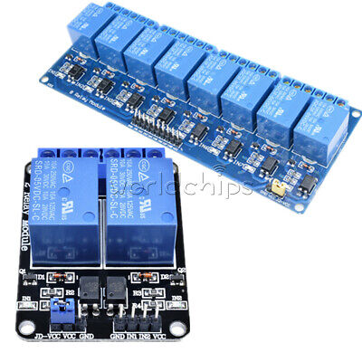 28 Channel Relay Module 5v With Optocoupler For Arduino Dsp Arm Pic Avr