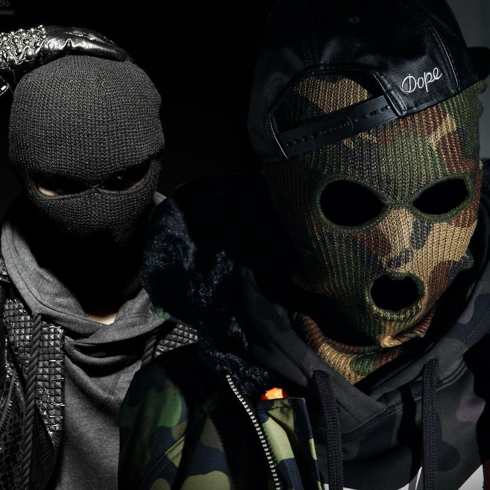 Фотки бандит в маске