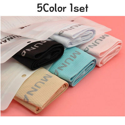 Japanese brand Munafie seamless woman panties Underwear 5 Color 1 Set
