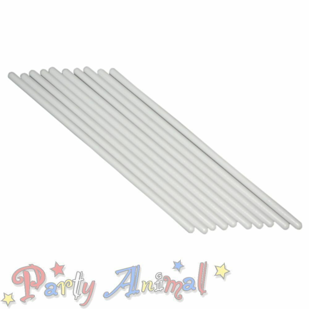 Culpitt 12 inch Cake Dowels - Sugarcraft Professional Wedding Stacked Support