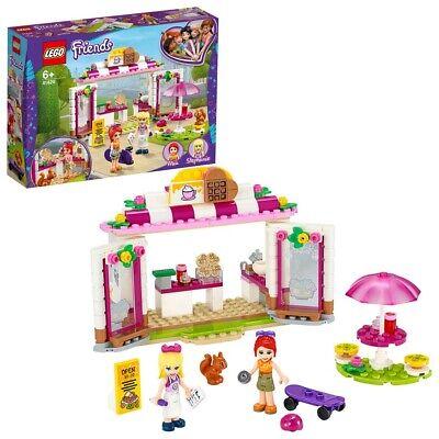 LEGO Friends Heartlake City Park Cafe Ice Cream Set 41426 Age 5+ 224pcs