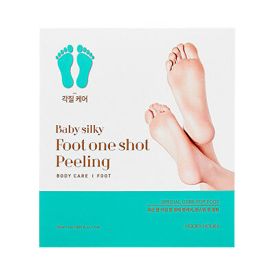 [Holika Holika] Baby Silky Foot One Shot Peeling - 1pack (20ml x 2pcs)