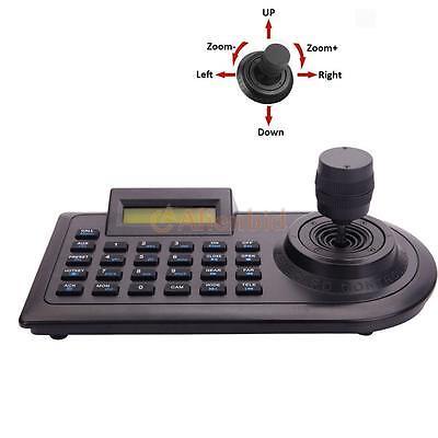 Three Dimensional, 3D keyboard Controller for PTZ Zoom CCTV Camera, 3D Joystick