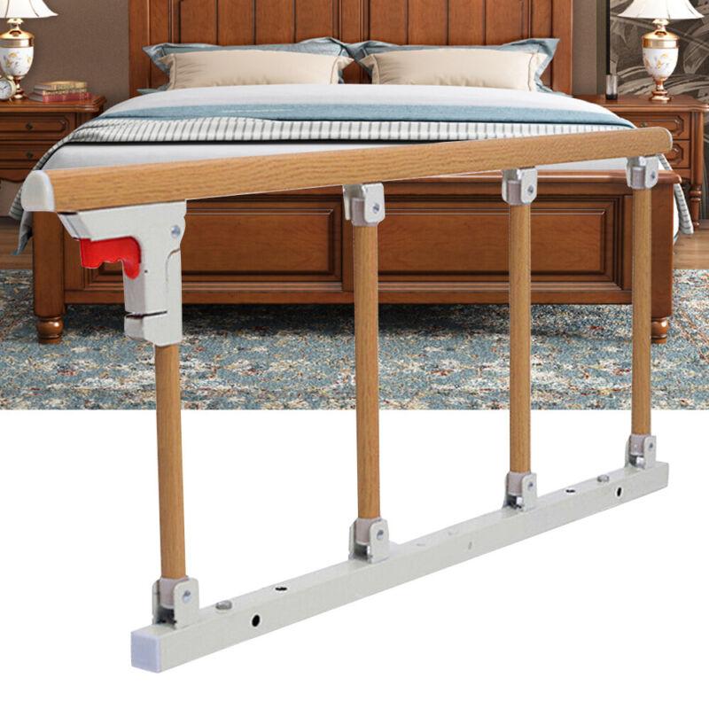 Safety Bed Rail for Elderly Seniors & Adult Grab Bars Restraints Railing Bed new
