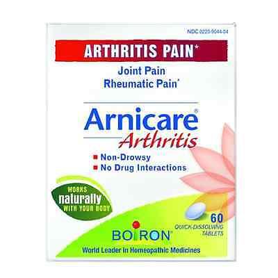 Boiron Arnicare Arthritis - 60 Tablets pack of -1