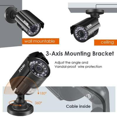 SecurityCamera Dummy Fake Indoor Outdoor CCTV Security Safe LED Flashing Light