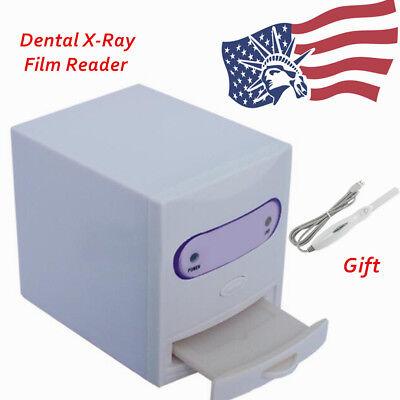 Dental X-ray Film Reader Scanner Digital Image Converter Intraoral Camera Lab