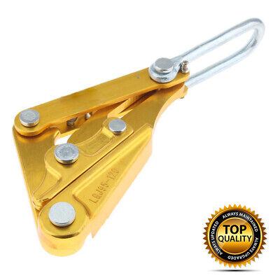 Wire Grip Clamp Repair Tool Puller Pull Clamp Tightening Grips Lgj95-120 15kn