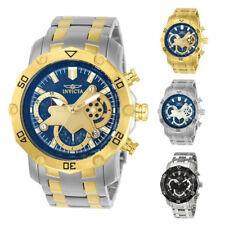 Invicta Pro Diver Chronograph  Mens Watch - Choose colors