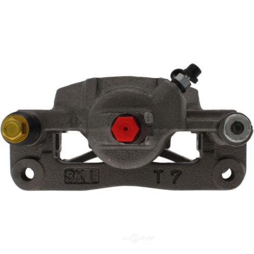 Disc Brake Caliper-Premium Semi-Loaded Caliper Housing and Bracket Rear Left