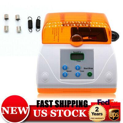 Dental Digital Lcd Amalgamator Hl-ah G7 Amalgam Capsule Blender Mixer Machine