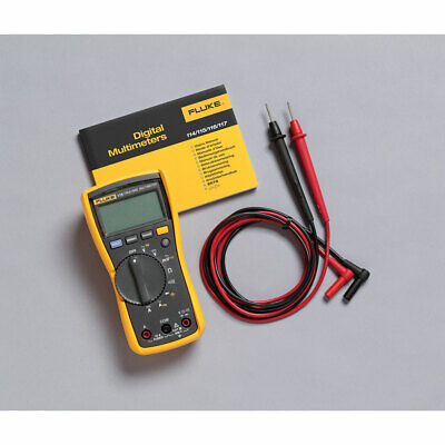 Fluke 115 True Rms Acdc Digital Multimeter