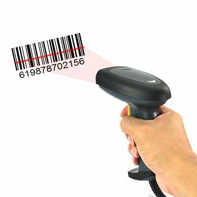 10pcs Usb Wifi Handheld Automatic Laser Barcode Scanner Scan Gun Code Reader Us