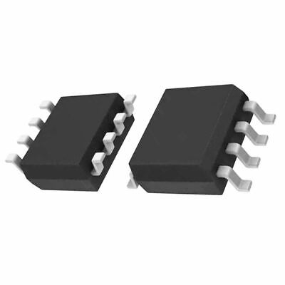 Pack Of 8 Mcp6002-isn Op Amp Dual Low Power Amplifier R-r Io 6v Automotive 8